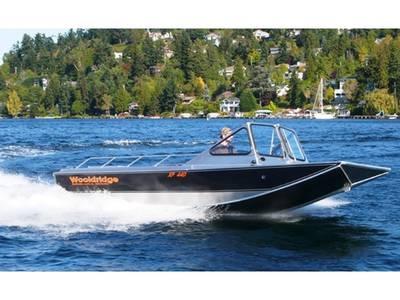 2019 Wooldridge Boats XP Inboard Sportjet 17' Windshield